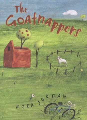 Goatnappers, Canadian cover