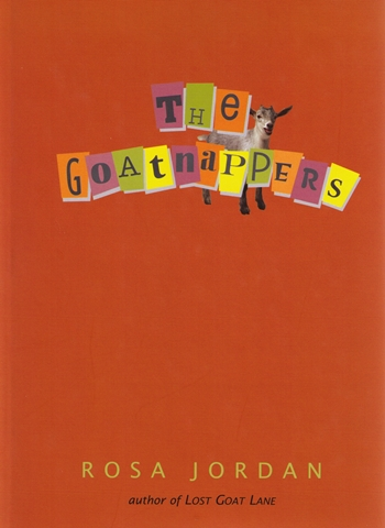Goatnappers, US cover