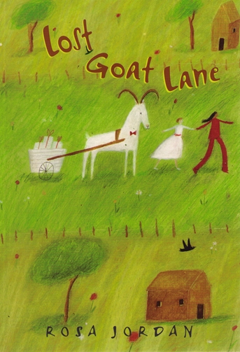 Lost Goat Lane cover